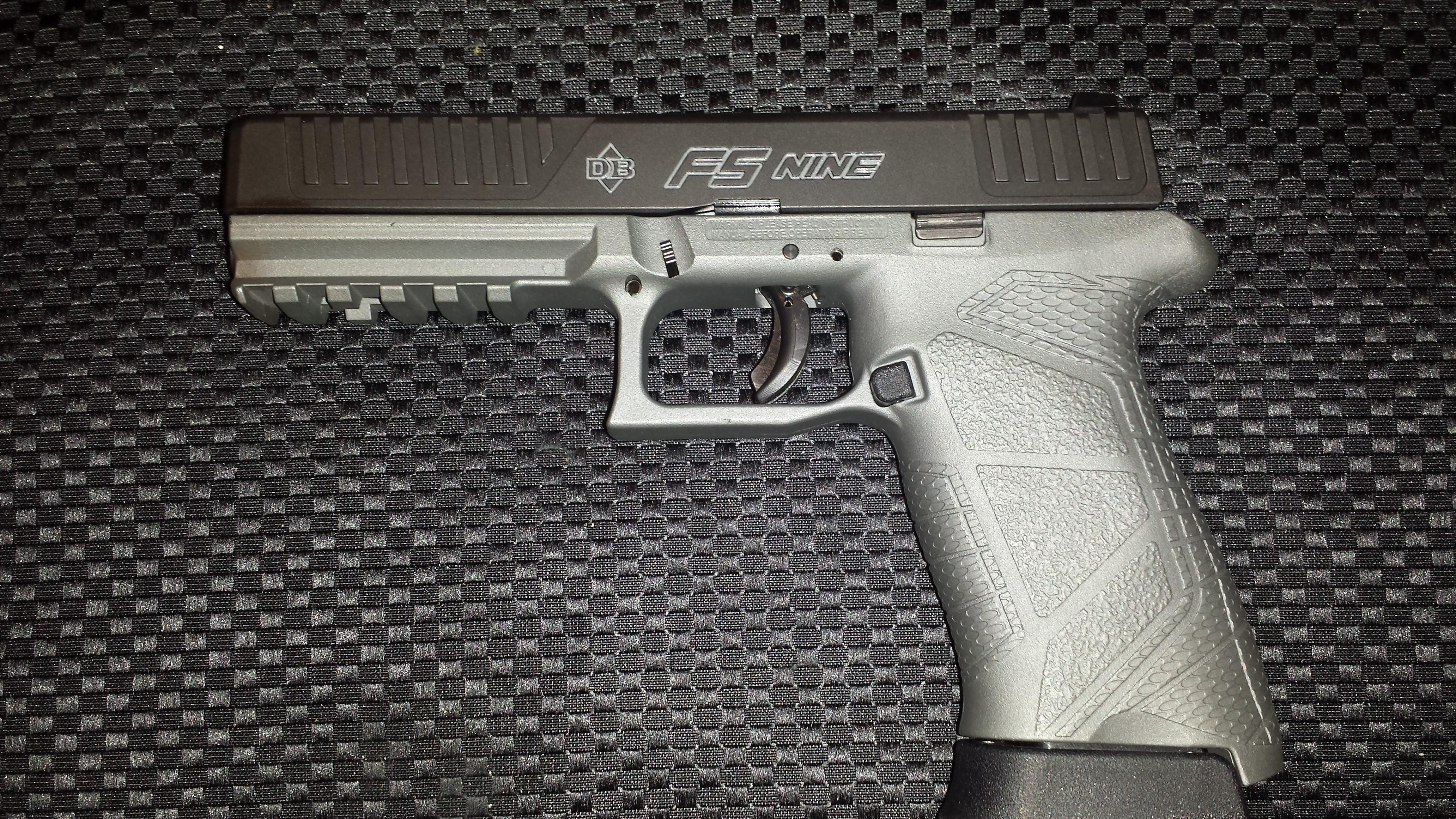 DIAMONDBACK FS 9mm