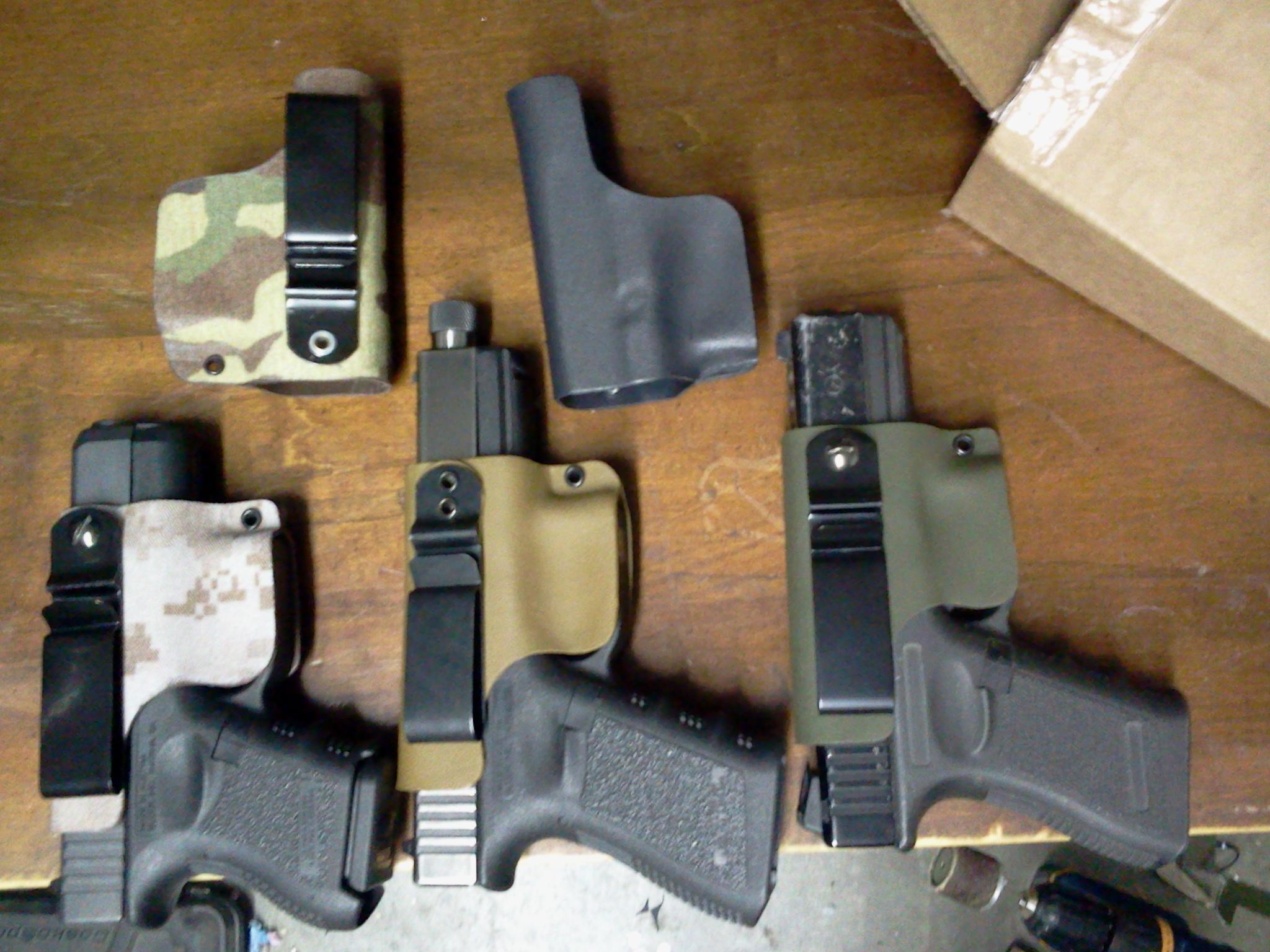 Kydex Holsters For sale Glock 17,18, 19, 22, 23, 26, 27      (20$)-2013-05-27-21.57.47-1-.jpg