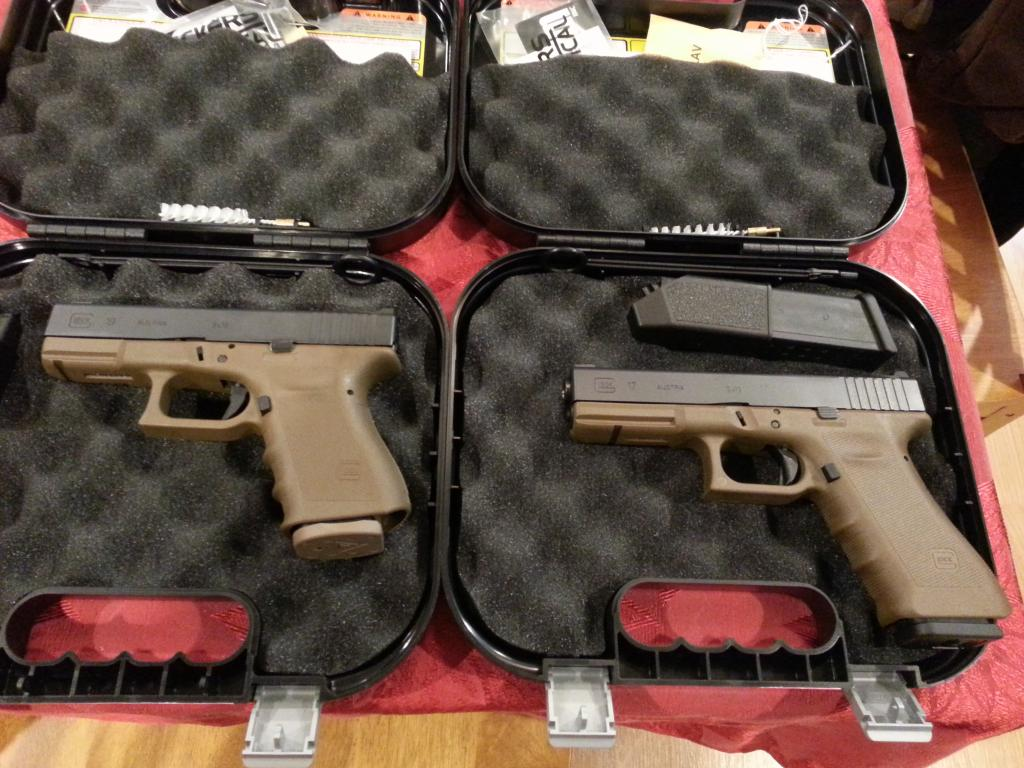 Vickers Tactical Edition Glock 17
