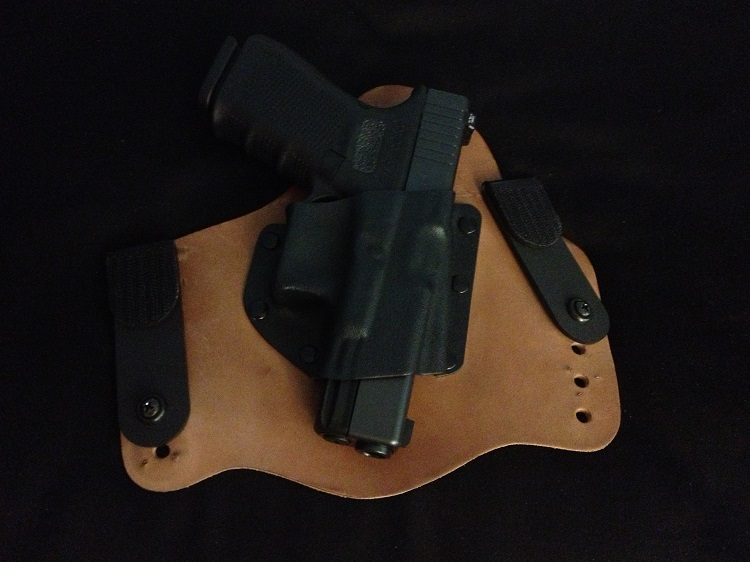 Deep concealment holster options
