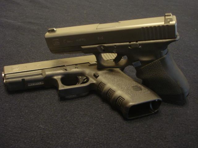 Found Metal Polish for Glock Slides!