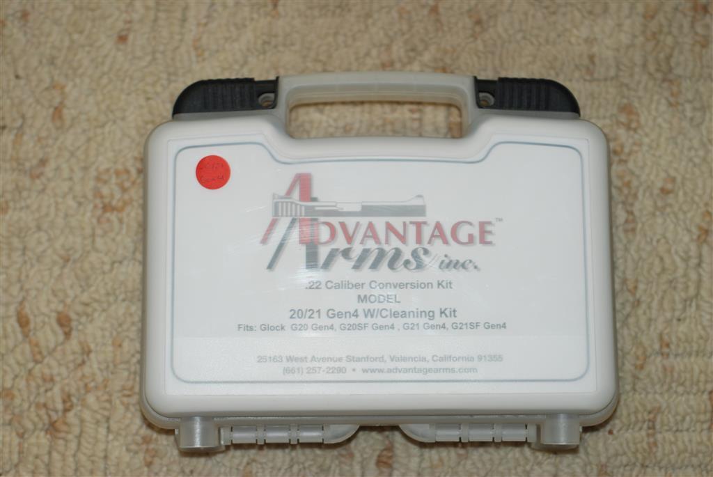 Advantage Arms  22 Conversion Kit for Glock 21 Gen 4