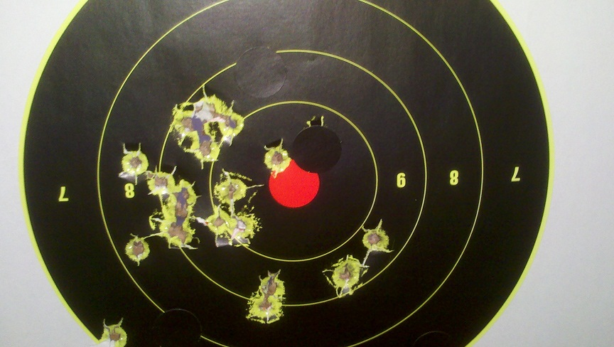 Glock 17 first time at the range-g17-10yds.jpg