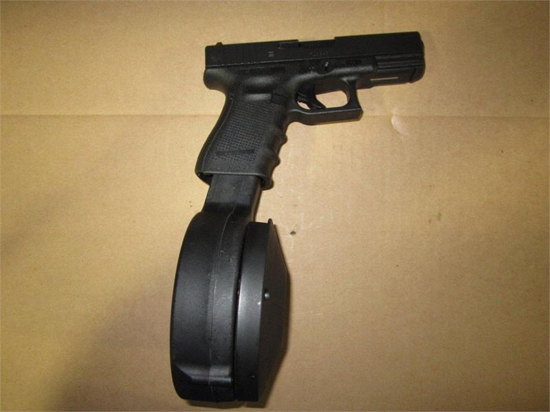 Glock Carbine Conversion