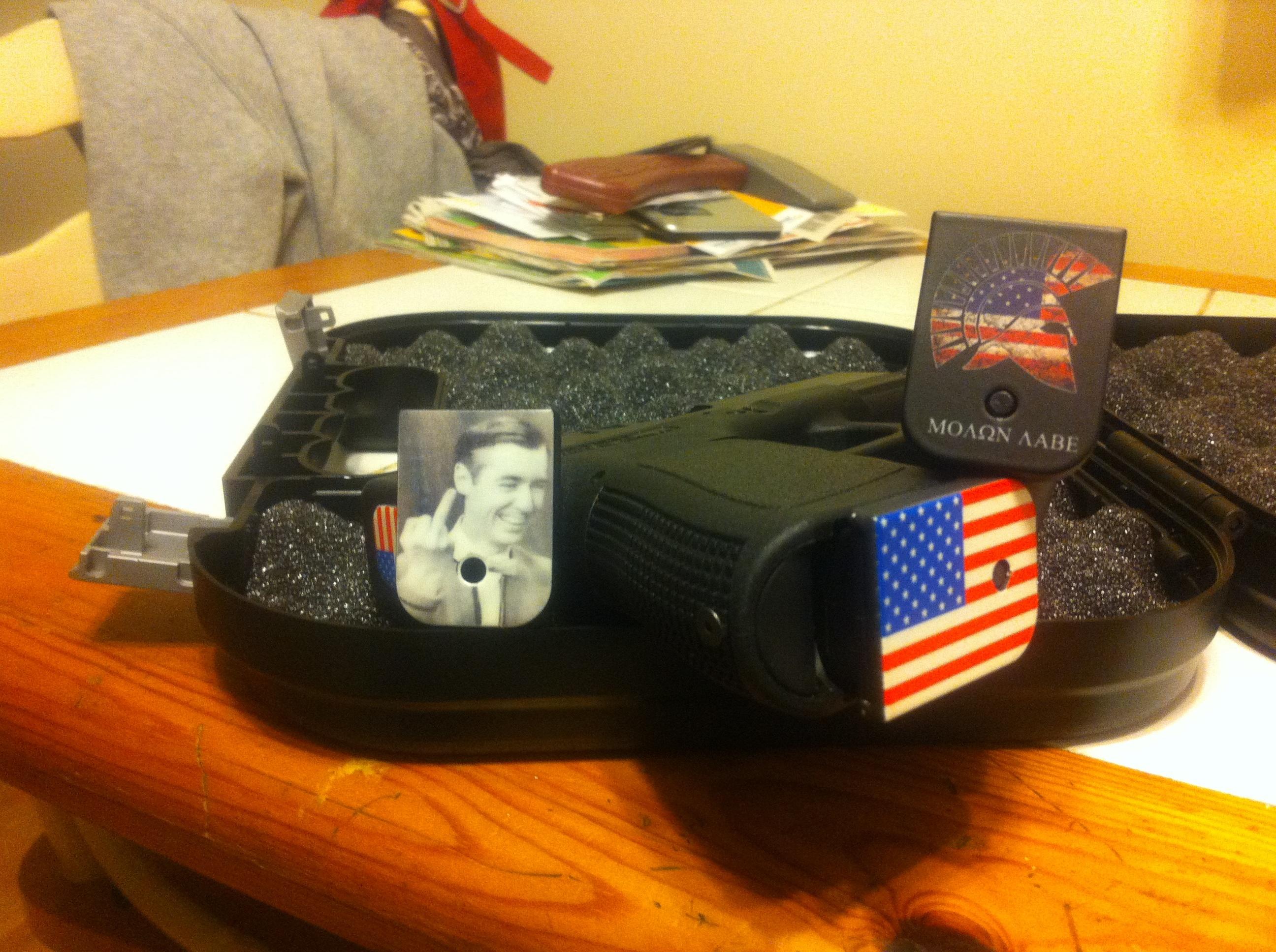Full color slide plate American flag-image.jpg