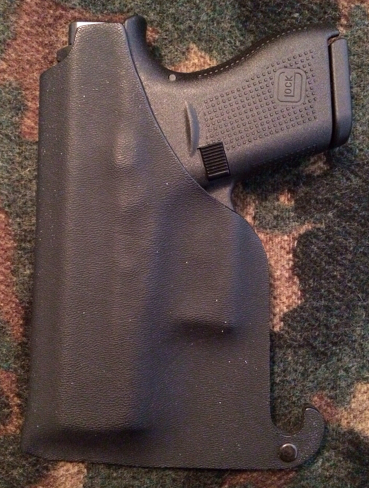 G42 in condition 3…any reason to use a holster? - Page 2