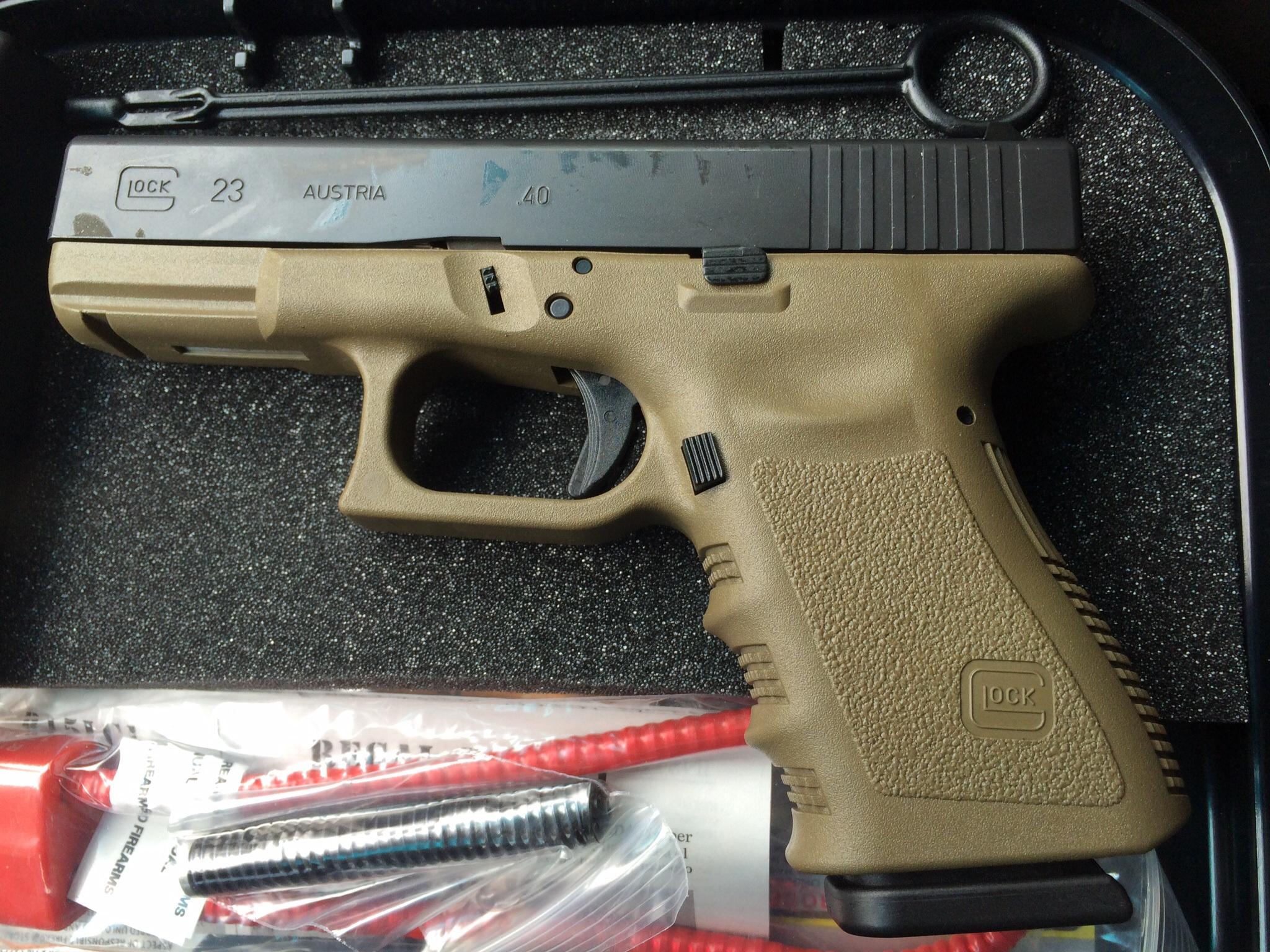 Glock 43 official  The Firearm Blog