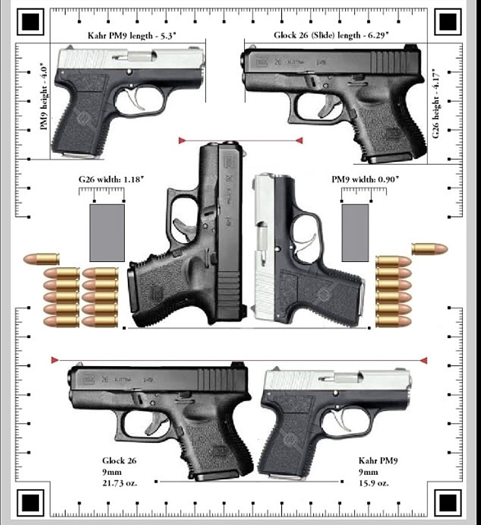 single stack 9mm?