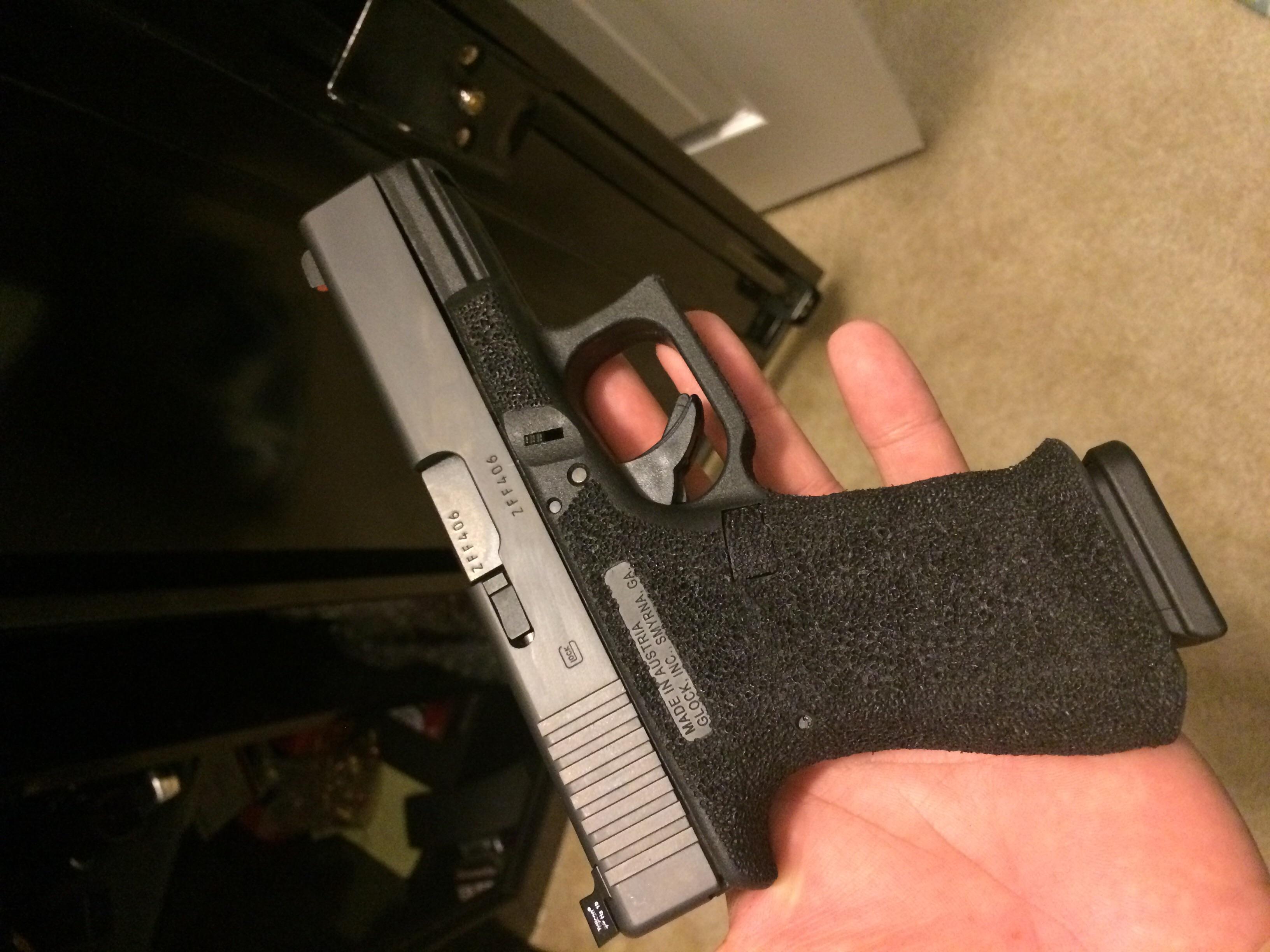 glock 19 extended magazine