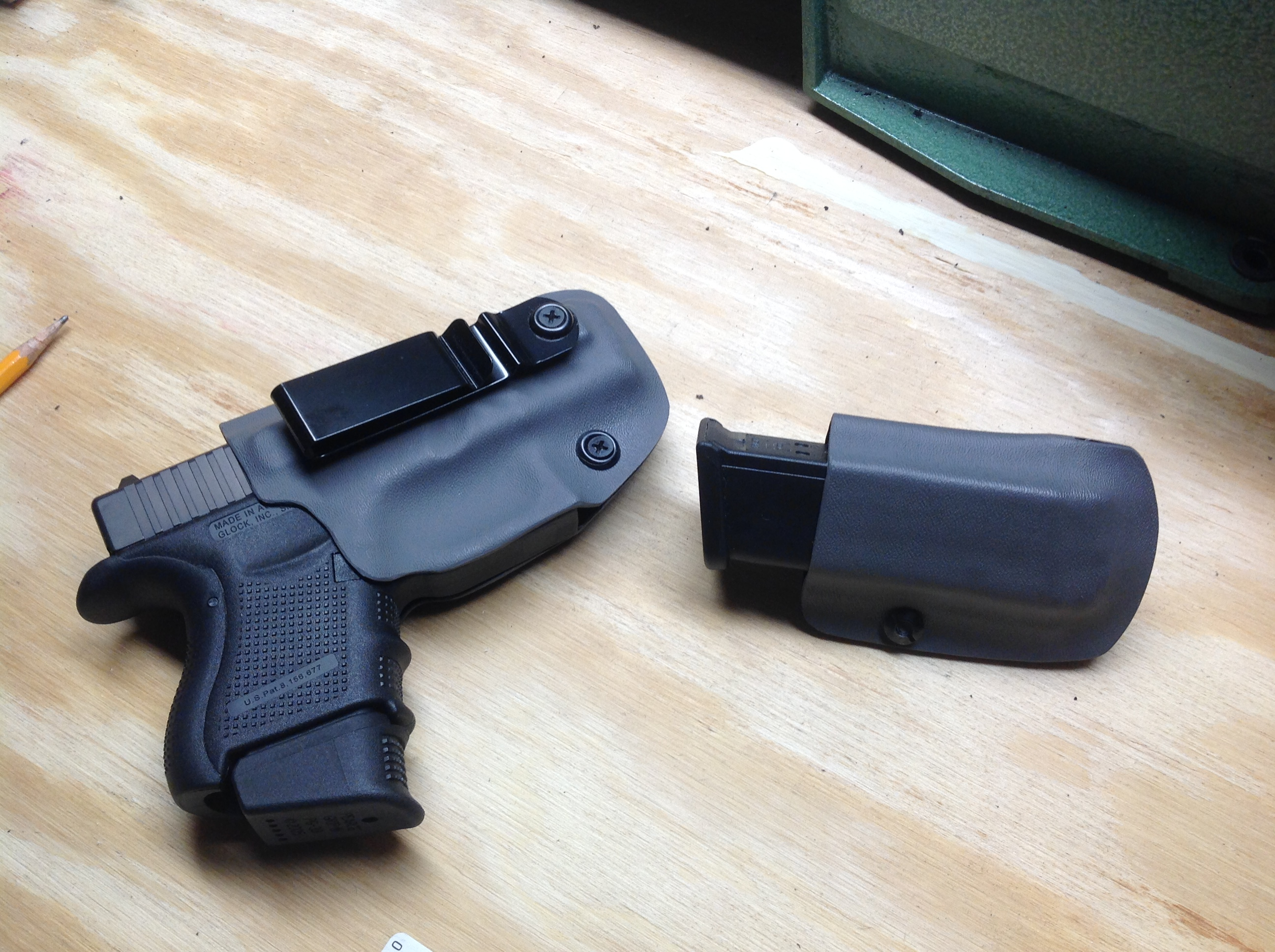 New Model Kydex Holsters From 12 Gauge Holsters