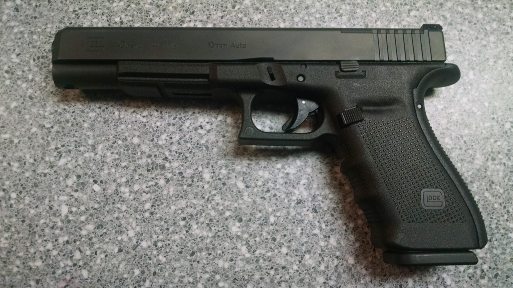 My New Glock 40 10mm Is In My Hands I M In Love Page 2