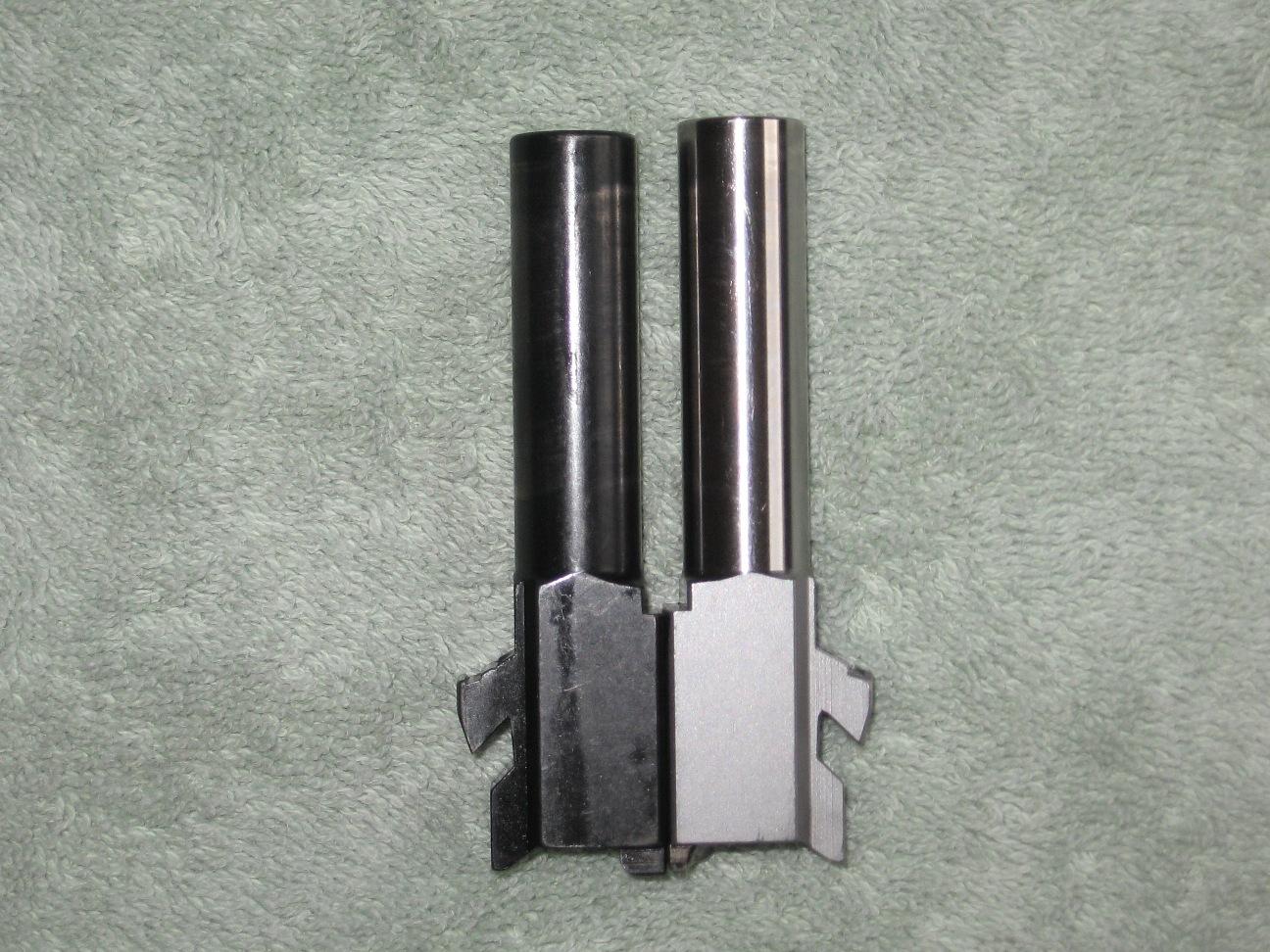 Glock 27 to 9mm: Storm Lake vs  Lone Wolf range report